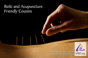 Guided Meditation Acupuncture and Reiki Blessing