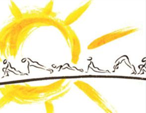 Sun Salutations Yoga